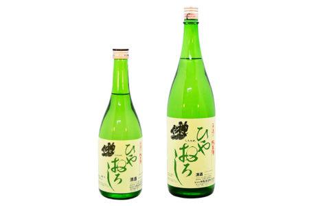 神亀 純米ひやおろし(季節限定商品) / Shinkame Hiyaoroshi 720ml 1800ml