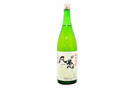 ひこ孫 凡愚 純米吟醸 / Hikomago Bongu 1升