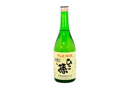ひこ孫 純米吟醸 / Hikomago Junmai Ginjo 720ml