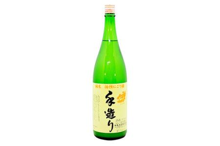 神亀 純米活性にごり酒 / Shinkame Nigorizake 1升
