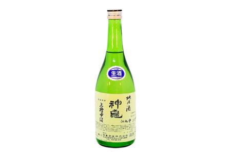 神亀 上槽中汲純米生酒 / Shinkame Funaguti 720ml