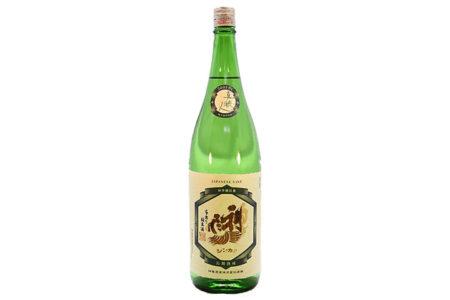 神亀 長期熟成純米酒 / Shinkame Long-term Aging 年間1,800mL 1000本毎年8月頃出荷