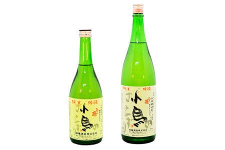 純米吟醸 小鳥のさえずり / Kotori no Saezuri 720ml 1800ml