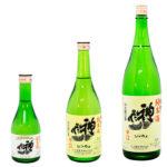 神亀 純米清酒 / Shinkame Junmai Seishu 300ml 720ml 1800ml