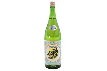 神亀 純米生酒 LIGHT / ライト 数量限定 毎年5月頃出荷予定