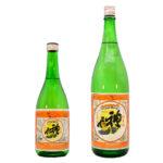 神亀 純米酒 阿波山田錦60% ORANGEラベル(限定品) / Shinkame ORANGE Label 720ml 1800ml
